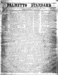 The Palmetto Standard- August 25, 1853 by C. Davis Melton