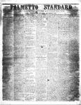 The Palmetto Standard- September 8, 1853