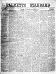 The Palmetto Standard-  September 29, 1853