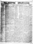 The Palmetto Standard-  October 6, 1853
