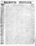 The Palmetto Standard-  October 13, 1853