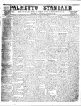 The Palmetto Standard-  October 27, 1853