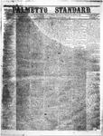 The Palmetto Standard-  November 3, 1853