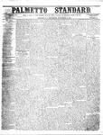 The Palmetto Standard-  November 17, 1853