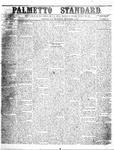 The Palmetto Standard-  December 1, 1853