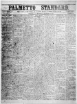 The Palmetto Standard- December 15, 1853 by C. Davis Melton