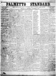 The Palmetto Standard- December 22, 1853 by C. Davis Melton