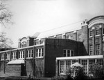 Peabody Gymnasium 1950 by Winthrop University