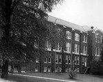 Peabody Gymnasium 1956 by Winthrop University