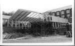 Construction of New Peabody Gymnasium Pool 1975 by Winthrop University