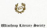 1888 - Winthrop Literary Society, the First Student Group, was Organized by Winthrop University