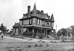 1890 - Future President's House Built in Rock Hill by Winthrop University
