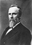 1891 - Former President Rutherford B. Hayes Visits Winthrop