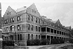 1901 - McLaurin Hall was Built