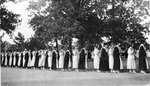 1903 - Daisy Chain Tradition Begins by Winthrop University