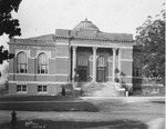 1905 - Carnegie Library was Built by Winthrop University
