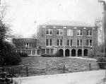 1916 - Peabody Gymnasium Built
