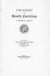 """1921 - The Pageant Titled """"The Making of South Carolina"""" was Held by Winthrop University"""