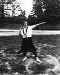 "1922 - Lucile Godbold (""Ludy"") Wins Two Gold and Four Other Medals in the International Women's Olympiad"