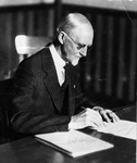 1929 - James P. Kinard Named Second President