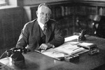 1934 - Dr. Shelton Phelps Named Third President
