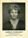 1936 - Amelia Earhart Visits Winthrop