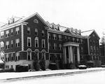 1939 - Thurmond Hall was Built