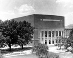1939 - Byrnes Auditorium Built