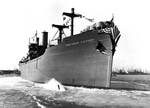 1945 - Victory Ship, S.S. Winthrop Victory, Launched