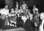 1955 - D. B. Johnson Memorial Organ Dedicated by Winthrop University