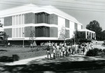 1967 - Dinkins Student Center Built