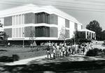 1967 - Dinkins Student Center Built by Winthrop University