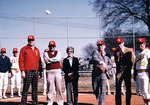 1980 - First Men's Baseball Game