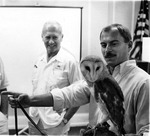 1981 - Dr. Keith Bildstein Named First Outstanding Junior Professor