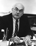 1982 - Dr. Glenn Thomas Appointed Interim President