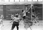 1983 - Winthrop Hosts its First National Championship (NAIA Women's Volleyball)