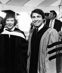 1984 - Rosalynn Carter Visits Winthrop by Winthrop University