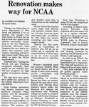 1984 - Winthrop Joins NCAA by Winthrop University