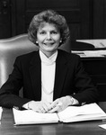 1986 - Dr. Martha Kime Piper Becomes Winthrop's Eighth President by Winthrop University