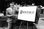 1992 - Winthrop College becomes Winthrop University