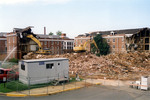 2004 - Breazeale Hall Razed