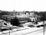 Construction of Phelps Hall, February 1942