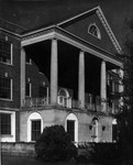 Front View of Phelps Hall, ca. 1951