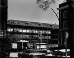 Addition to Phelps Hall Under Construction 1961 by Winthrop University