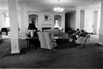 Phelps Hall Lobby, September 1985