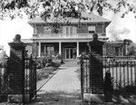 President's House ca1920s by Winthrop University