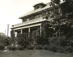 President's House 1923 by Winthrop University