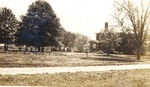President's House 1925 by Winthrop University