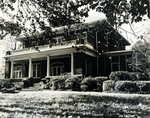 President's House August 1956 by Winthrop University