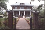 President's House 1987 by Winthrop University